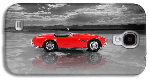 Shelby Cobra 1965 Galaxy S4 Case by Mark Rogan
