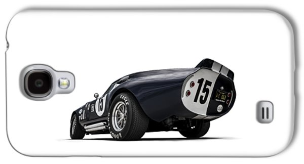 Tapestries Textiles Galaxy S4 Cases - Shelby Daytona Galaxy S4 Case by Douglas Pittman