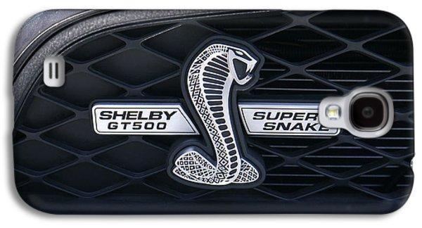 Shelby Gt 500 Super Snake Galaxy S4 Case by Mike McGlothlen
