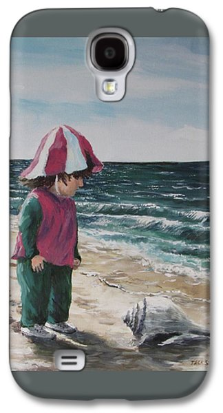 Shello Galaxy S4 Case by Jack Skinner