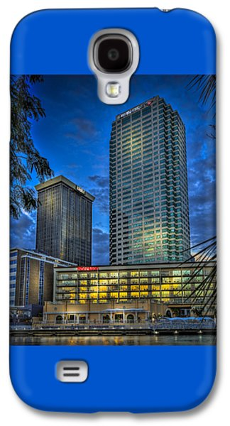 Sheraton Water Front Galaxy S4 Case by Marvin Spates