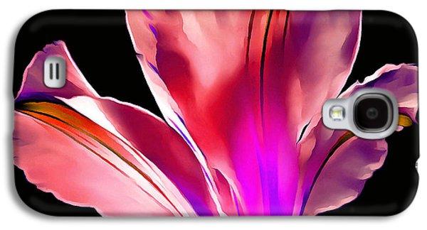 Shine On Galaxy S4 Case by Krissy Katsimbras