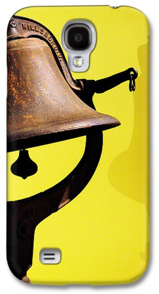 Historic Ship Galaxy S4 Cases - Ships Bell Galaxy S4 Case by Rebecca Sherman