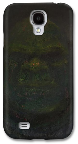 Animation Galaxy S4 Cases - Shrek Galaxy S4 Case by Antonio Ortiz