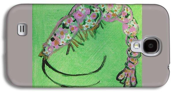 Shrimp Rolled In Flower Galaxy S4 Case by Seaux-N-Seau Soileau