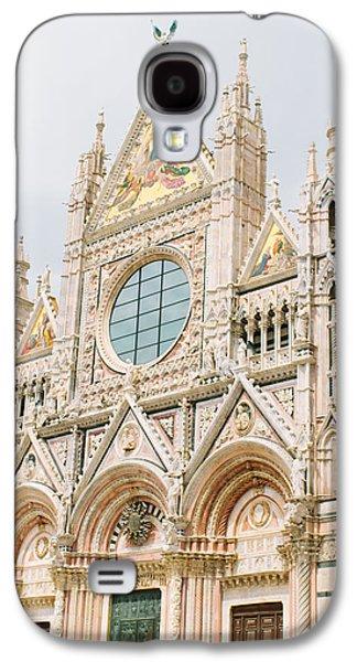 Sienna Italy Galaxy S4 Cases - Siena Duomo Galaxy S4 Case by Ariane Moshayedi