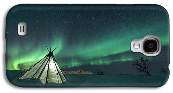 Norway Galaxy S4 Cases - Sikka Galaxy S4 Case by Tor-Ivar Naess