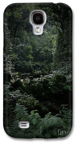 Dreamscape Galaxy S4 Cases - Silence is Round Me   - Mokulehua Galaxy S4 Case by Sharon Mau