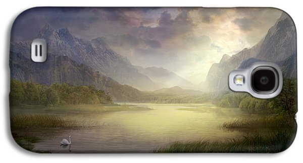 Silent Morning Galaxy S4 Case by Philip Straub