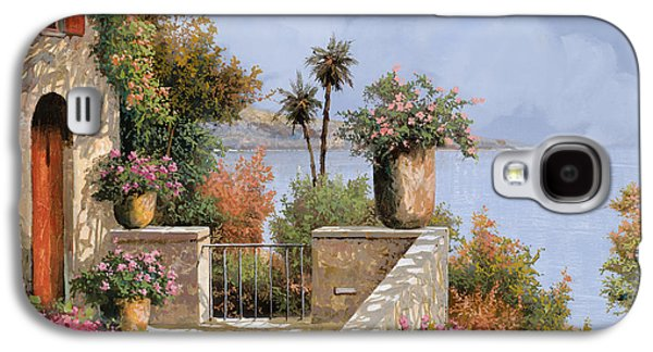 Guido Galaxy S4 Cases - Silenzio Galaxy S4 Case by Guido Borelli
