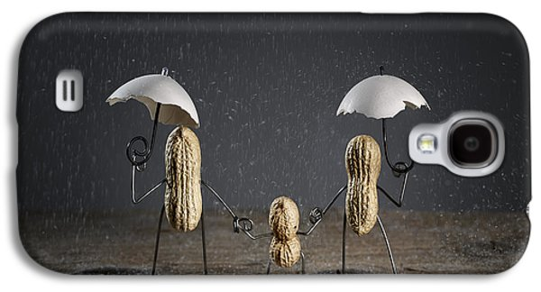 Simple Things - Taking A Walk Galaxy S4 Case by Nailia Schwarz