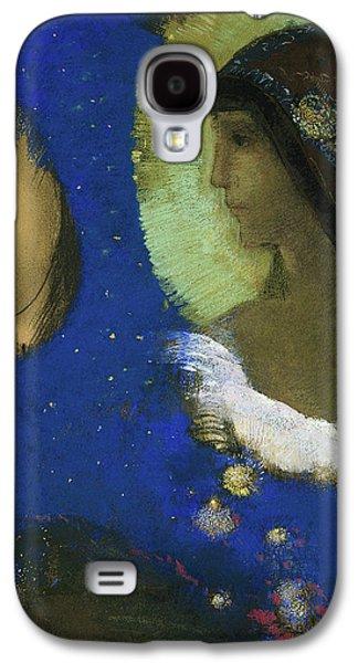 Sita Galaxy S4 Case by Odilon Redon