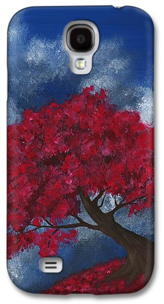 Small World Galaxy S4 Case by Anastasiya Malakhova