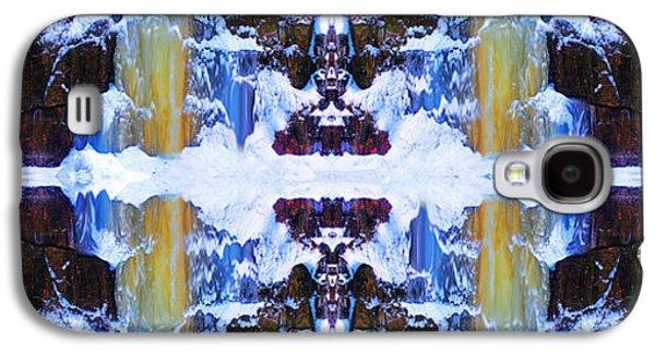 Dreamscape Galaxy S4 Cases - Smarts Brook Dreamscape Galaxy S4 Case by Wayne King