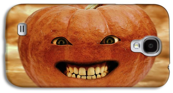 Smiling Jack Galaxy S4 Case by Wim Lanclus
