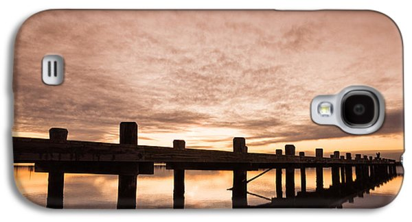 Smooth Bay Galaxy S4 Case by Kristopher Schoenleber