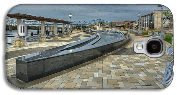 Smothers Park Vista Galaxy S4 Case by Wendell Thompson