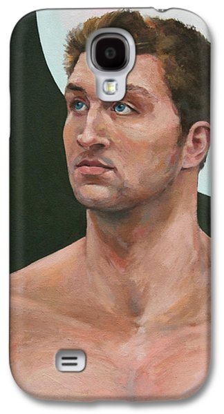 Tim Tebow Galaxy S4 Cases - Snips and Snails Galaxy S4 Case by William Noonan