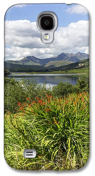 Sun Galaxy S4 Cases - Snowdon View Galaxy S4 Case by Ian Mitchell