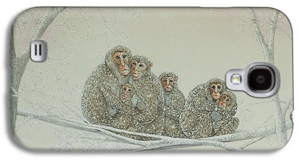 Snowed Under Galaxy S4 Case by Pat Scott