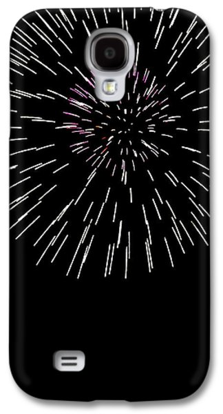 4th July Galaxy S4 Cases - Snowflake Galaxy S4 Case by Phill  Doherty