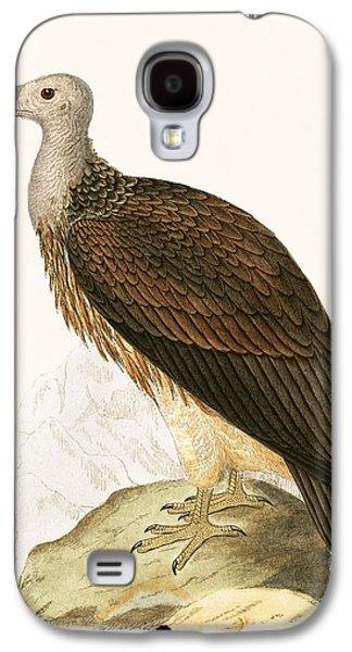 Sociable Vulture Galaxy S4 Case by English School
