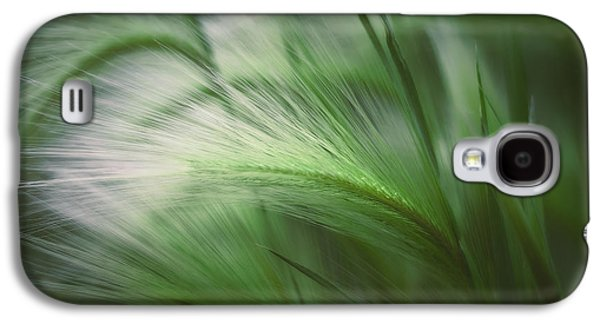 Soft Grass Galaxy S4 Case by Scott Norris