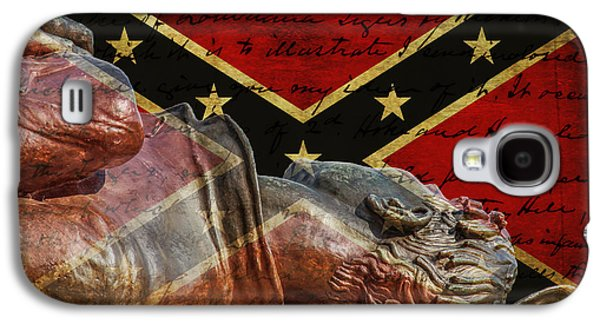 Soldier's Last Letter Home Galaxy S4 Case by Randy Steele
