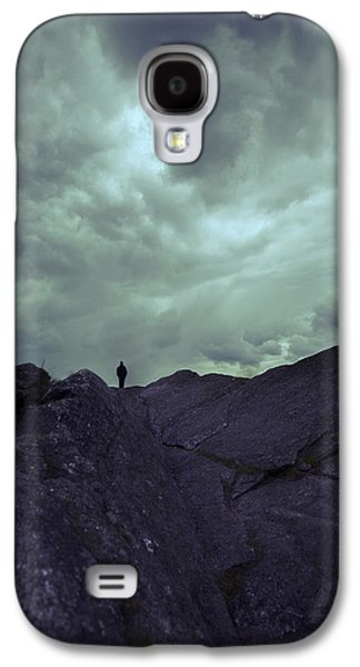 Landscapes Photographs Galaxy S4 Cases - Solitude Galaxy S4 Case by Joanna Jankowska