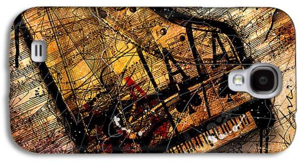 Sonata In Ace Minor Galaxy S4 Case by Gary Bodnar