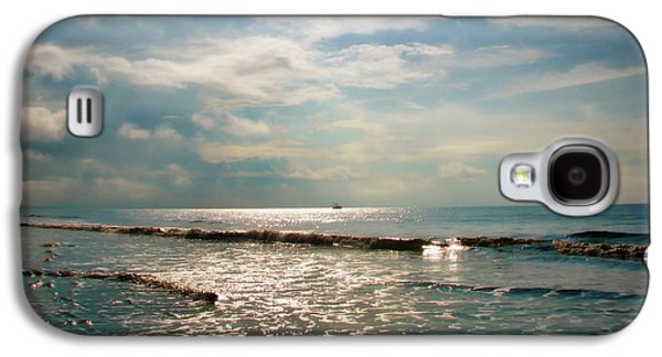 Ocean Art Photos Galaxy S4 Cases - Song of the Sea Galaxy S4 Case by Amy Tyler