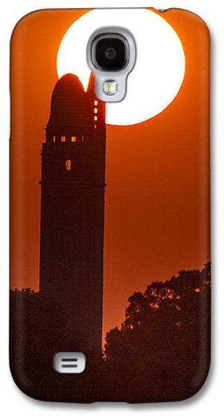 Sun Galaxy S4 Cases - South city Sunset 2 Galaxy S4 Case by Garry McMichael