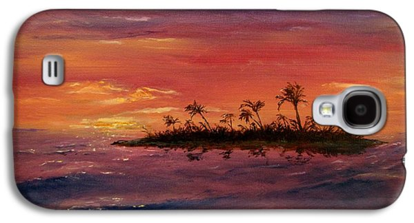Jack Skinner Galaxy S4 Cases - South Pacific Atoll Galaxy S4 Case by Jack Skinner