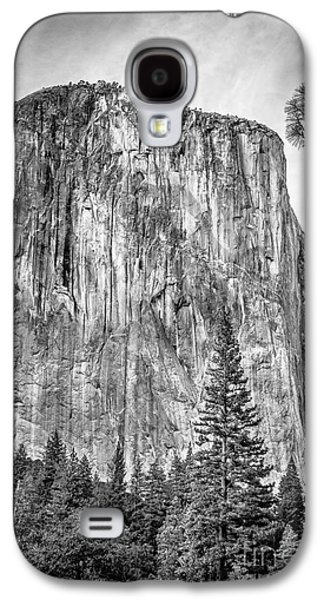 Southwest Face Of El Capitan From Yosemite Valley Galaxy S4 Case by RicardMN Photography