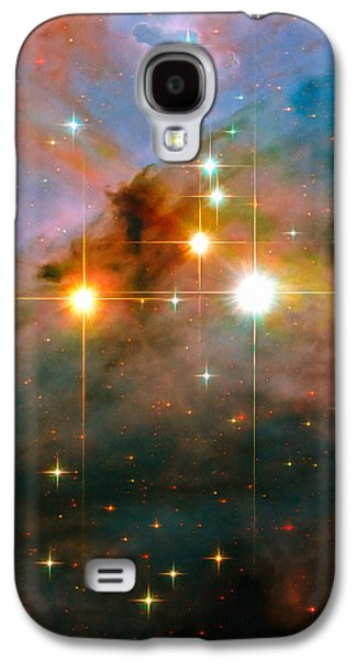 Digital Galaxy S4 Cases - Space Image Mamooth Stars Galaxy S4 Case by Matthias Hauser