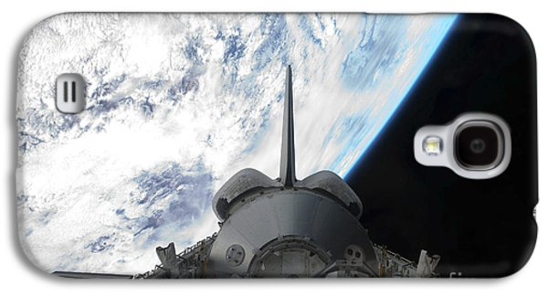 Component Galaxy S4 Cases - Space Shuttle Endeavours Payload Bay Galaxy S4 Case by Stocktrek Images