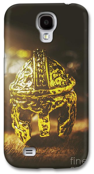 Spartan Military Helmet Galaxy S4 Case by Jorgo Photography - Wall Art Gallery