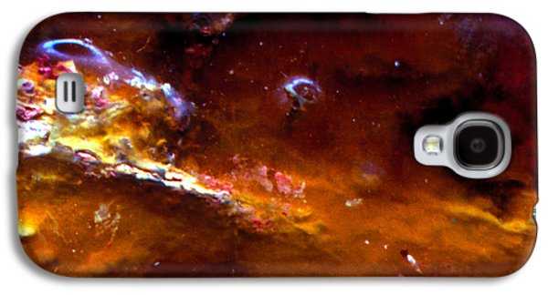 Abstract Movement Galaxy S4 Cases - Spatial Interface II Galaxy S4 Case by Kika Pierides