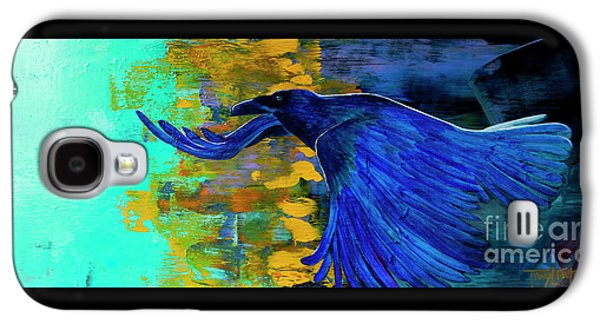 Speak To Me Of Magic Galaxy S4 Case by Tracy L Teeter