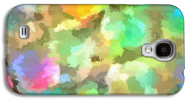 Spectrum Of Color Galaxy S4 Case by Krissy Katsimbras