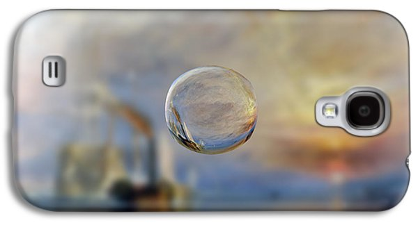 Abstracts Galaxy S4 Cases - Sphere 6 Turner Galaxy S4 Case by David Bridburg