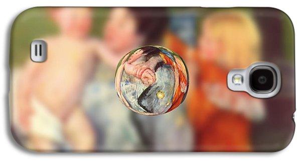 Sphere II Cassatt Galaxy S4 Case by David Bridburg