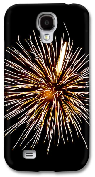 4th July Galaxy S4 Cases - Spider Ball Galaxy S4 Case by Phill  Doherty