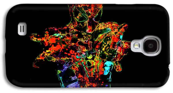 Crime Fighter Galaxy S4 Cases - Spider Man 01a Galaxy S4 Case by Brian Reaves