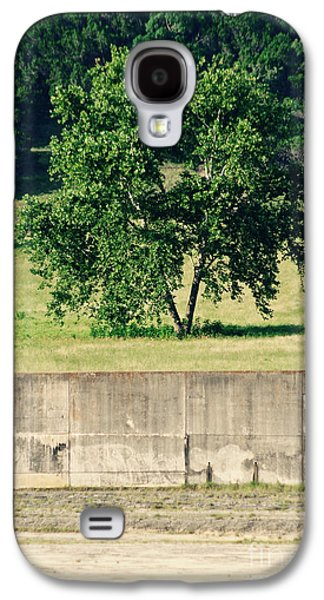 Botanical Galaxy S4 Cases - Spillway Tree Galaxy S4 Case by Gary Richards