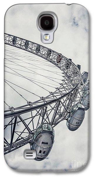 Spin Me Around Galaxy S4 Case by Evelina Kremsdorf