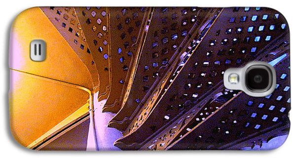Original Photographs Galaxy S4 Cases - Spiral Staircase Galaxy S4 Case by Colleen Kammerer