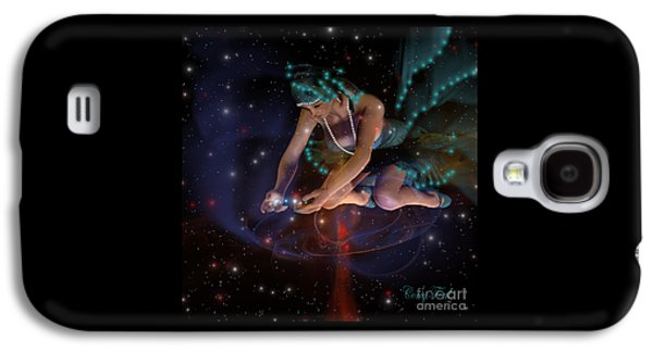 Sun Galaxy S4 Cases - Spirit of the Stars Galaxy S4 Case by Corey Ford