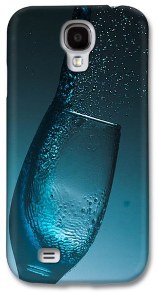 Abstract Movement Galaxy S4 Cases - Splash-003 Galaxy S4 Case by Jannis Politidis