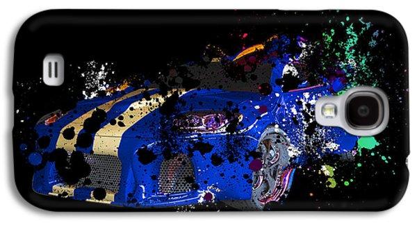 Sport Cars Galaxy S4 Case by Mark Ashkenazi